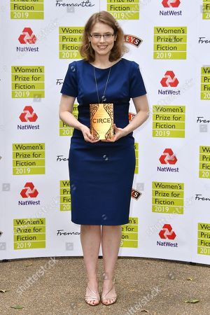Editorial photo of Women's Prize for Fiction, London, UK - 05 Jun 2019