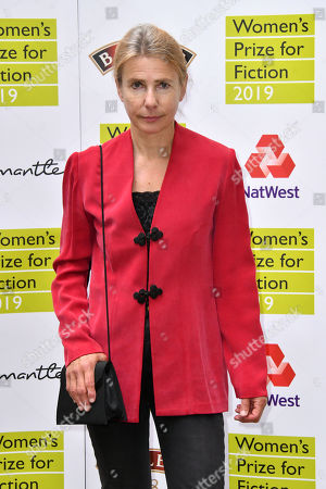 Editorial image of Women's Prize for Fiction, London, UK - 05 Jun 2019