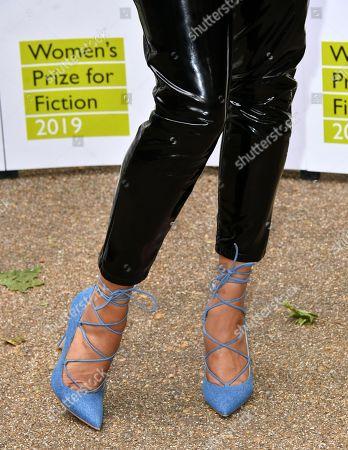 Gemma Cairney, shoe detail