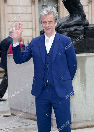 Stock Photo of Peter Capaldi