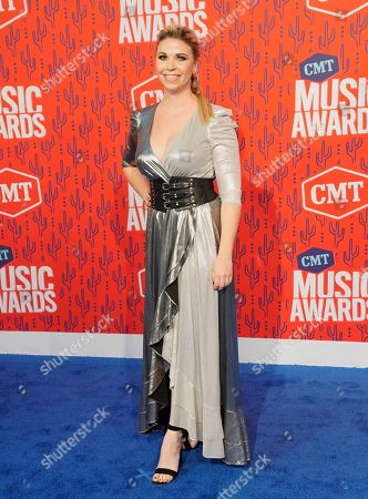 Editorial photo of 2019 CMT Music Awards - Arrivals, Nashville, USA - 05 Jun 2019
