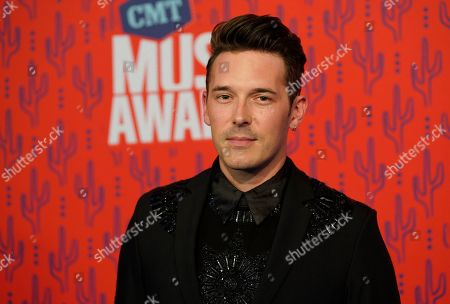 Editorial picture of 2019 CMT Music Awards - Arrivals, Nashville, USA - 05 Jun 2019