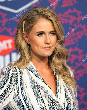 Stock Photo of Jillian Cardarelli arrives at the CMT Music Awards, at the Bridgestone Arena in Nashville, Tenn