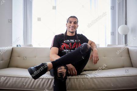 Editorial image of Jose Manuel Pinto, photoshoot, Madrid, Spain - 03 Jun 2019