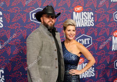 Chris Sullivan, Rachel Reichard. Chris Sullivan, left, and Rachel Reichard arrive at the CMT Music Awards, at the Bridgestone Arena in Nashville, Tenn