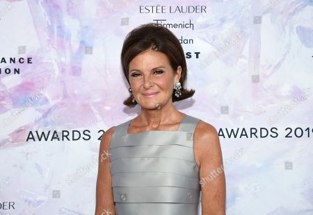 Nest Fragrances founder and game changer award honoree Laura Slatkin attends the Fragrance Foundation Awards at the David H. Koch Theater at Lincoln Center, in New York