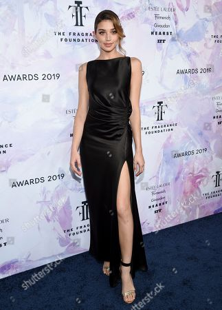 Daniela Lopez Osorio attends the Fragrance Foundation Awards at the David H. Koch Theater at Lincoln Center, in New York