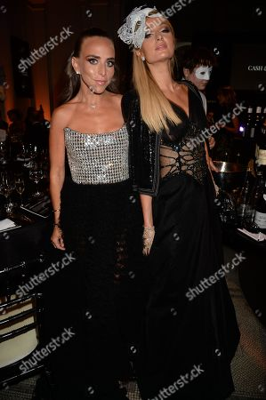 Chloe Green and Paris Hilton