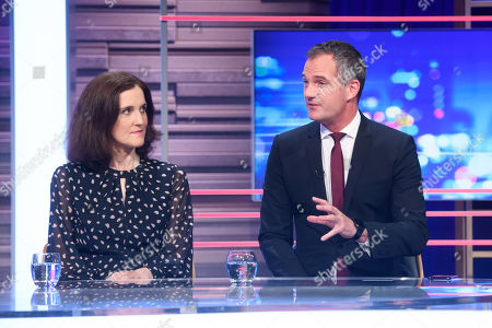Theresa Villiers and Peter Kyle