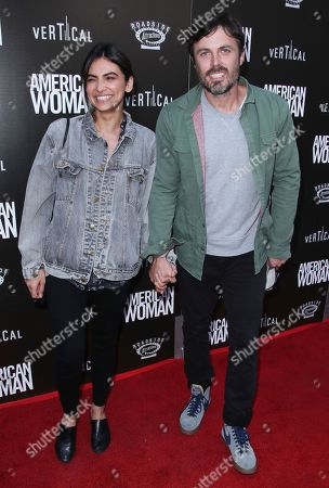 Editorial picture of 'American Woman' film premiere, Arrivals, ArcLight Cinemas, Los Angeles, USA - 05 Jun 2019