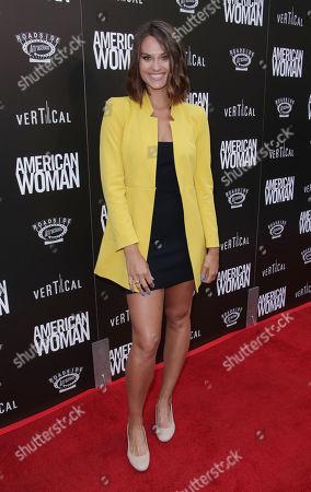 Editorial image of 'American Woman' film premiere, Arrivals, ArcLight Cinemas, Los Angeles, USA - 05 Jun 2019