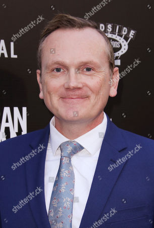 Stock Picture of Pat Healy