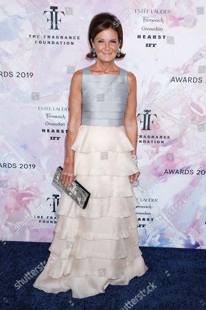 Editorial photo of Fragrance Foundation Awards, Arrivals, New York, USA - 05 Jun 2019