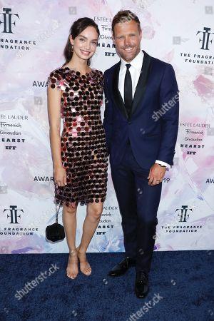 Editorial image of Fragrance Foundation Awards, Arrivals, New York, USA - 05 Jun 2019