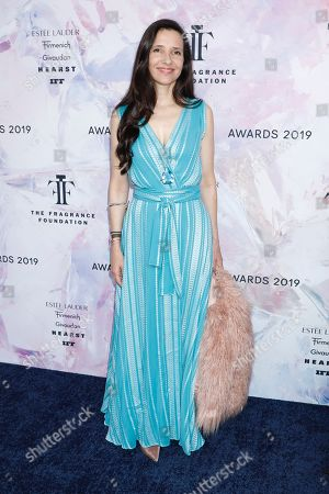Editorial image of Fragrance Foundation Awards, Arrivals, New York, USA - 05 Jun 2019