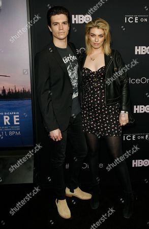 Braeden Wright and Lola Lennox