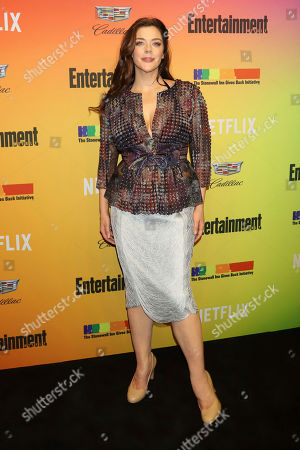 Kim Director attends Entertainment Weekly's LGBTQ issue party at the Stonewall Inn, in New York
