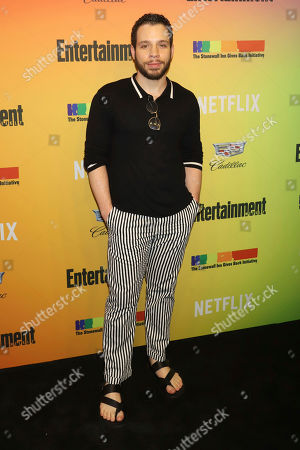 Robin de Jesus attends Entertainment Weekly's LGBTQ issue party at the Stonewall Inn, in New York