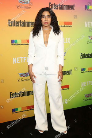 Jessica Pimentel attends Entertainment Weekly's LGBTQ issue party at the Stonewall Inn, in New York