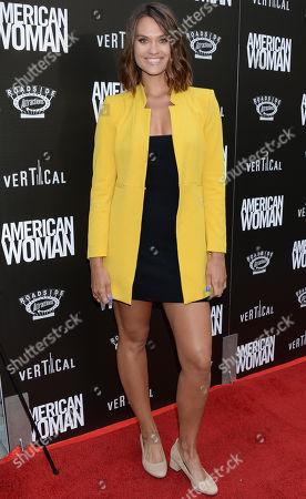 Editorial photo of 'American Woman' film premiere, Arrivals, ArcLight Cinemas, Los Angeles, USA - 05 Jun 2019