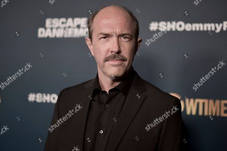 """Eric Lange attends """"Escape at Dannemora"""" FYC event at NeueHouse Hollywood, in Los Angeles"""