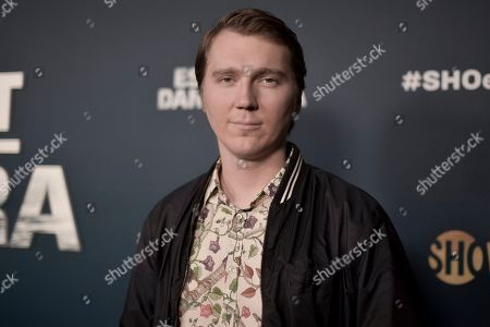"Paul Dano attends ""Escape at Dannemora"" FYC event at NeueHouse Hollywood, in Los Angeles"
