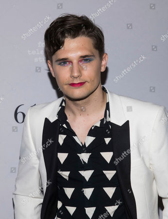 """Andy Mientus attends FX Networks' """"Pose"""" season 2 premiere at The Plaza Hotel, in New York"""