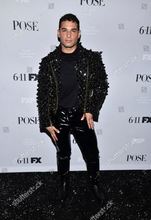 """Johnny Sibilly attends FX Networks' """"Pose"""" season 2 premiere at The Plaza Hotel, in New York"""