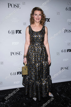 "Sandra Bernhard attends FX Networks' ""Pose"" season 2 premiere at The Plaza Hotel, in New York"