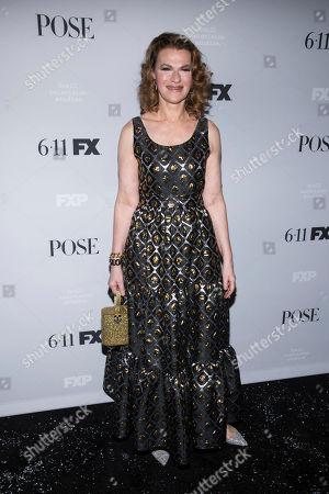 "Sandra Bernhard attends FX Networks' ""Pose"" season 2 premiere at The Plaza Hotel, in New York"