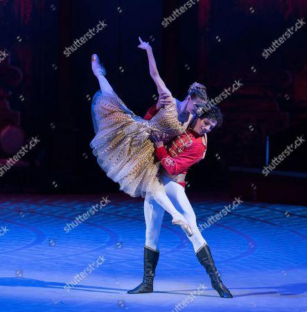 Editorial image of 'Cinderella' Ballet performed by English National Ballet at the Royal Albert Hall, London, UK, 05 Jun 2019