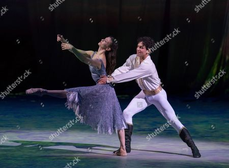 Editorial picture of 'Cinderella' Ballet performed by English National Ballet at the Royal Albert Hall, London, UK, 05 Jun 2019