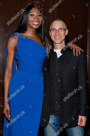 Dominique Jackson, Joel Fields