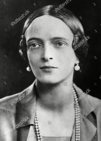 Russian Royalty. Princess Irina Alexandrovna of Russia, circa 1930s.