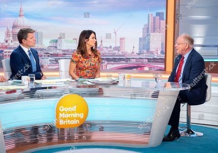 Editorial image of 'Good Morning Britain' TV show, London, UK - 06 Jun 2019