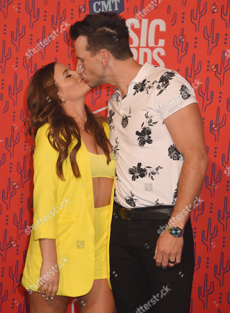Russell Dickerson and Kailey Dickerson