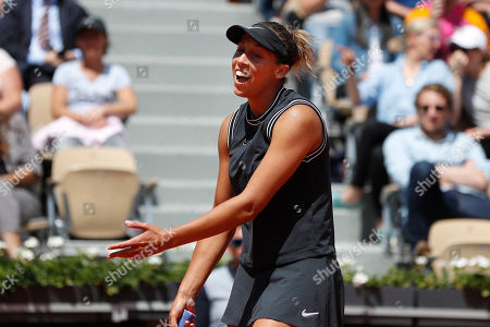 Editorial photo of Tennis French Open, Paris, France - 06 Jun 2019