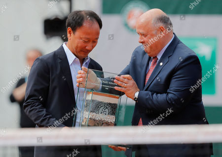Editorial image of Tennis French Open, Paris, France - 06 Jun 2019