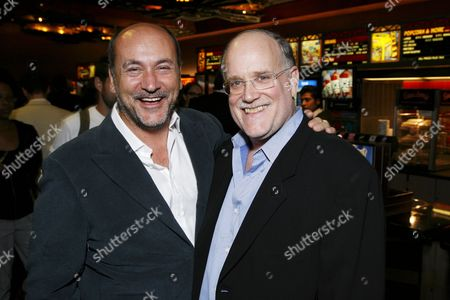 Producer Gianni Nunnari & Producer Ted Field