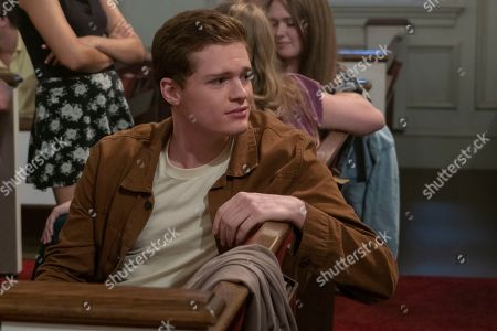 Sean Berdy as Sam Eliot