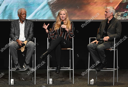 Morgan Freeman, Lori Mccreary, James Younger