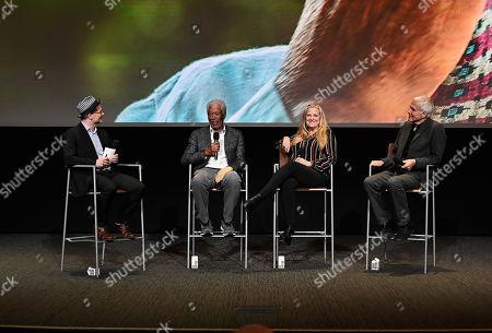 Matthew Carey, Morgan Freeman, Lori Mccreary, James Younger