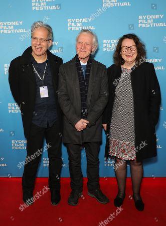 Richard Lowenstein, Sue Murray