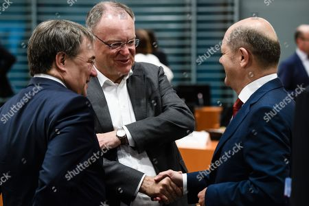 Editorial picture of German Chancellor Merkel meets heads of federal states governments, Berlin, Germany - 06 Jun 2019