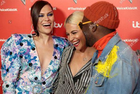 Jessie J, Pixie Lott and will i am