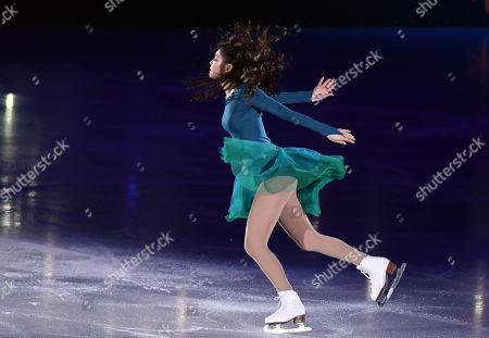 Editorial photo of 'All That Skate' at Olympic Park KSPO Dome, Seoul, South Korea - 06 Jun 2019