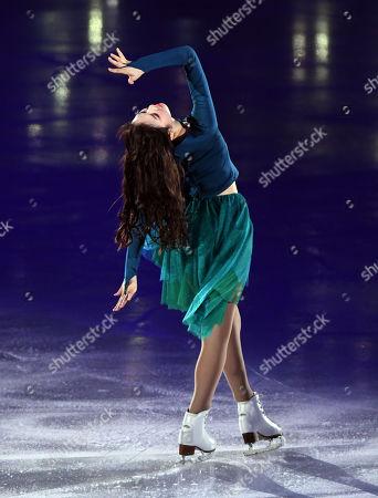 Editorial image of 'All That Skate' at Olympic Park KSPO Dome, Seoul, South Korea - 06 Jun 2019