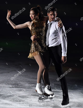 Editorial picture of 'All That Skate' at Olympic Park KSPO Dome, Seoul, South Korea - 06 Jun 2019