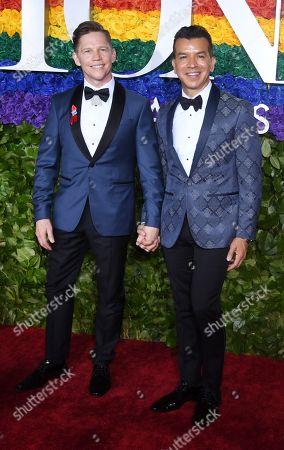 Jack Noseworthy and Sergio Trujillo