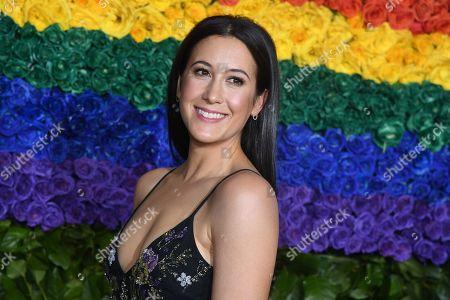 Editorial photo of 73rd Annual Tony Awards, Arrivals, Radio City Music Hall, New York, USA - 09 Jun 2019
